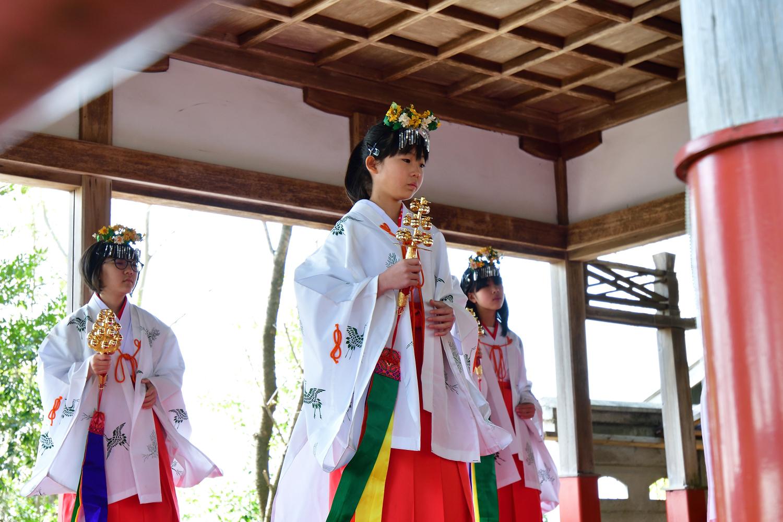 2019年 猪名部神社・上げ馬神事